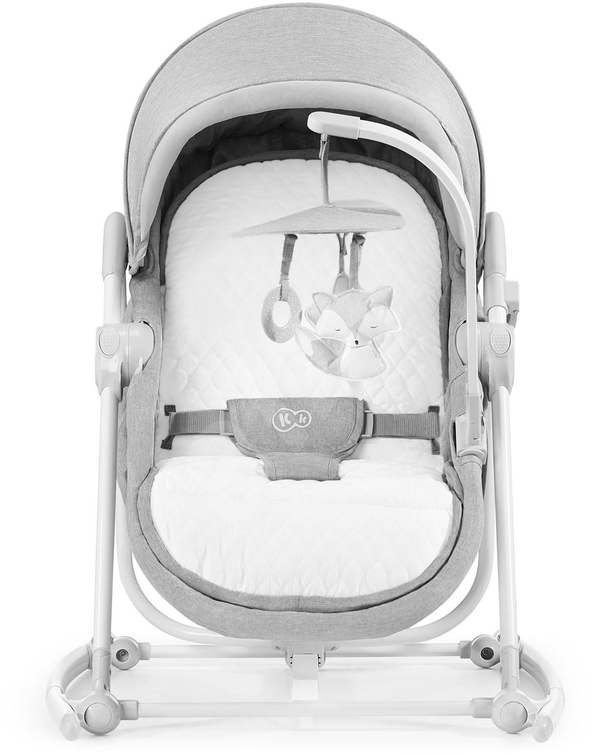 Kinderkraft Unimo 5 az 1-ben Stone Grey 2020 - Pihenőszék
