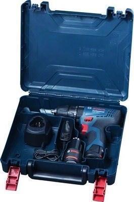 Bosch GSB 120-LI 2x 2Ah - Akkus fúró-csavarozó