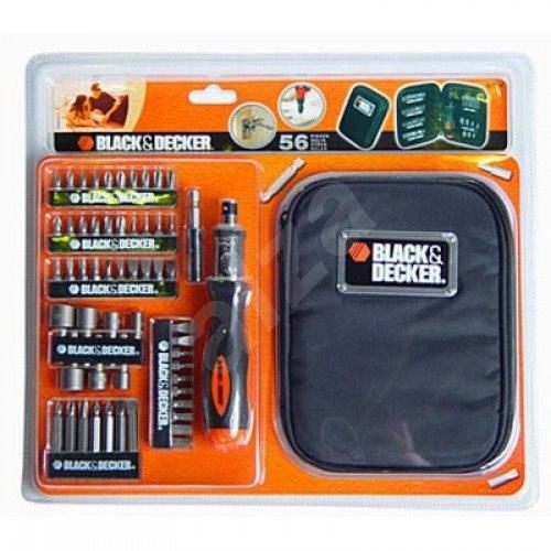Black & Decker A7104 - Fúrószár készlet