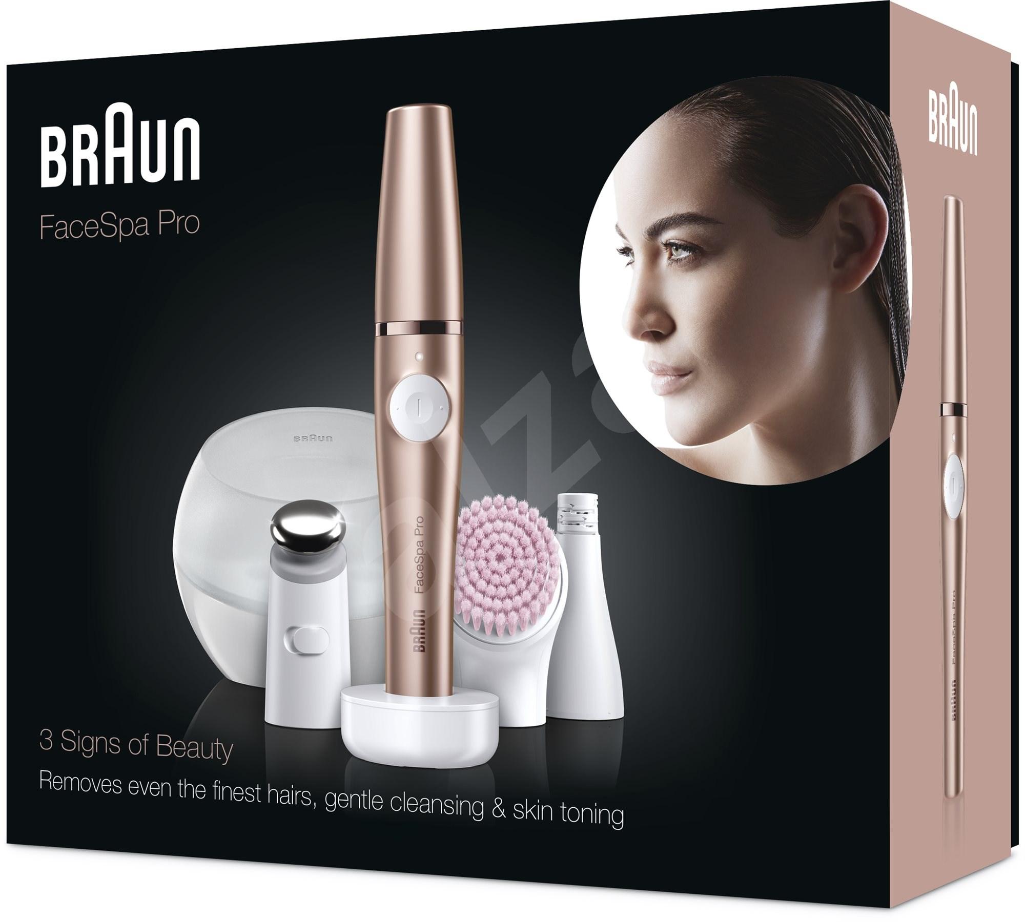 Braun FaceSpa Pro 921 - Epilátor