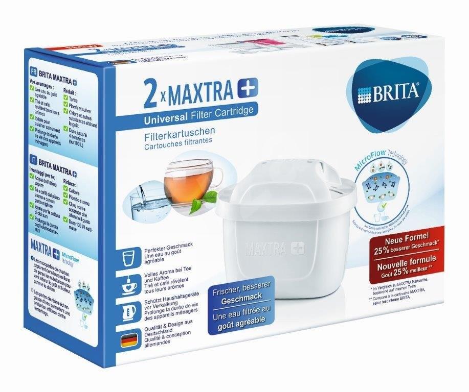 Brita Style Maxtra Plus (2 4 l) + 2 csomag Maxtra szűrő - Vízszűrő kancsó