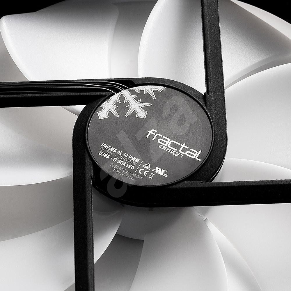 Fractal Design Prisma AL-14 ARGB PWM 3-Pack - Számítógép ventilátor
