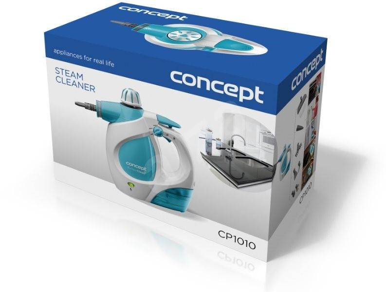 Concept CP1010 - Gőztisztító