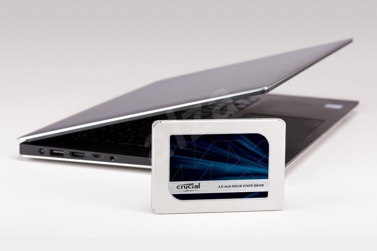 Crucial MX500 250GB SSD - SSD meghajtó