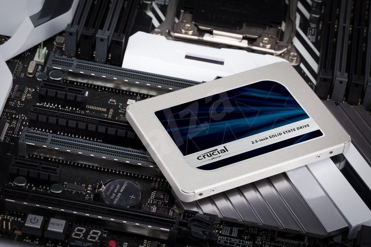 Crucial MX500 1TB SSD - SSD meghajtó