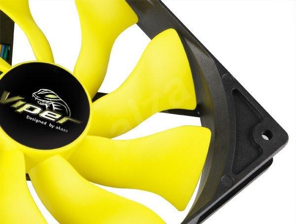 Akasa Viper Fan - Számítógép ventilátor