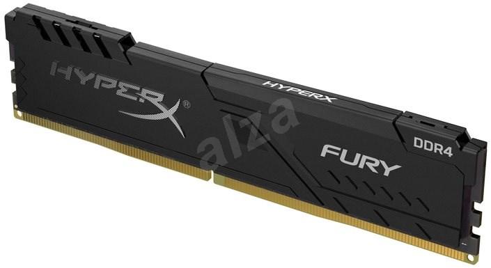 HyperX 8GB DDR4 2400MHz CL15 FURY Series - Rendszermemória