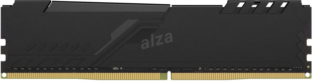 HyperX 32GB DDR4 3200MHz CL16 FURY Black series - Rendszermemória