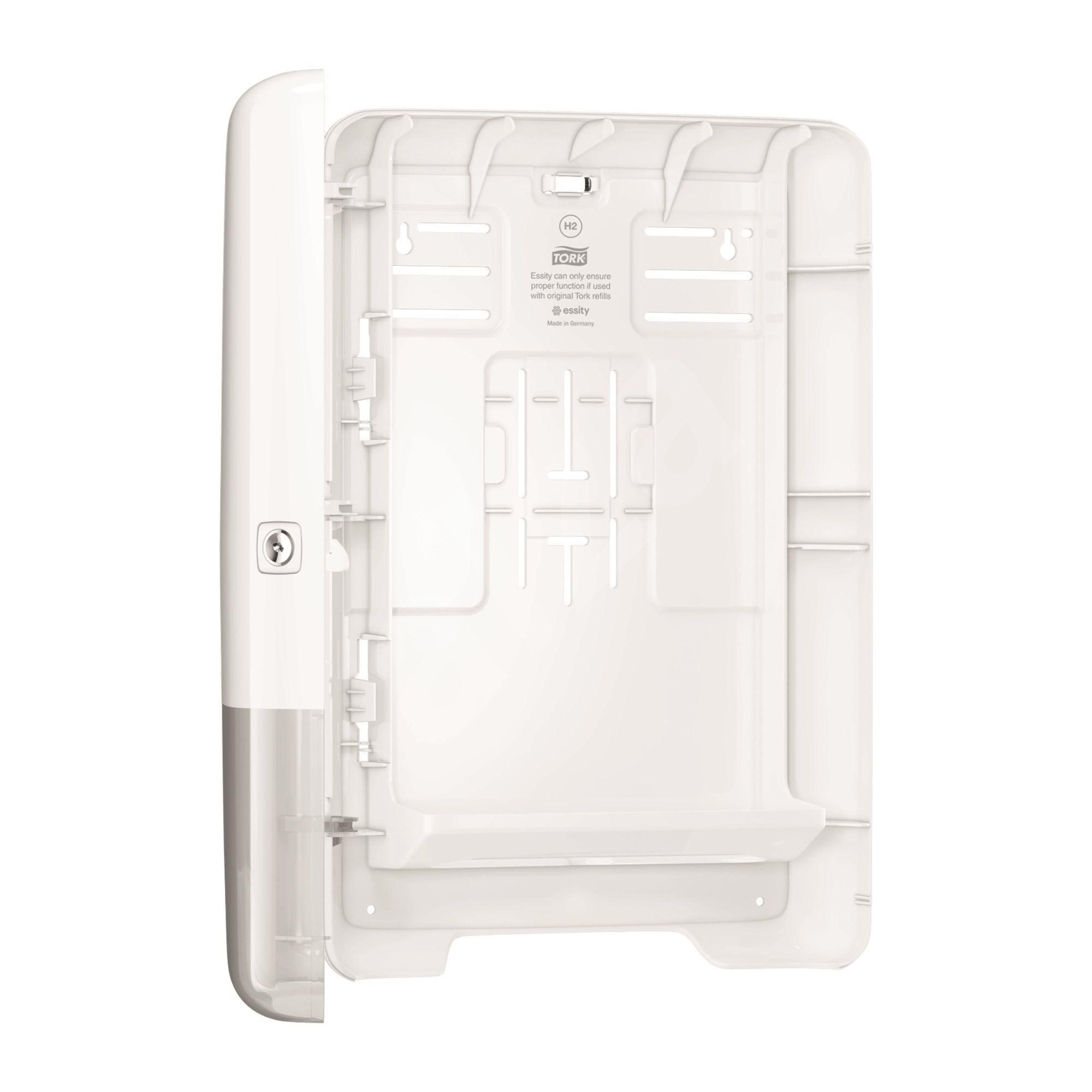 TORK Xpress® Multifold H2 fehér - Kéztörlő tartó