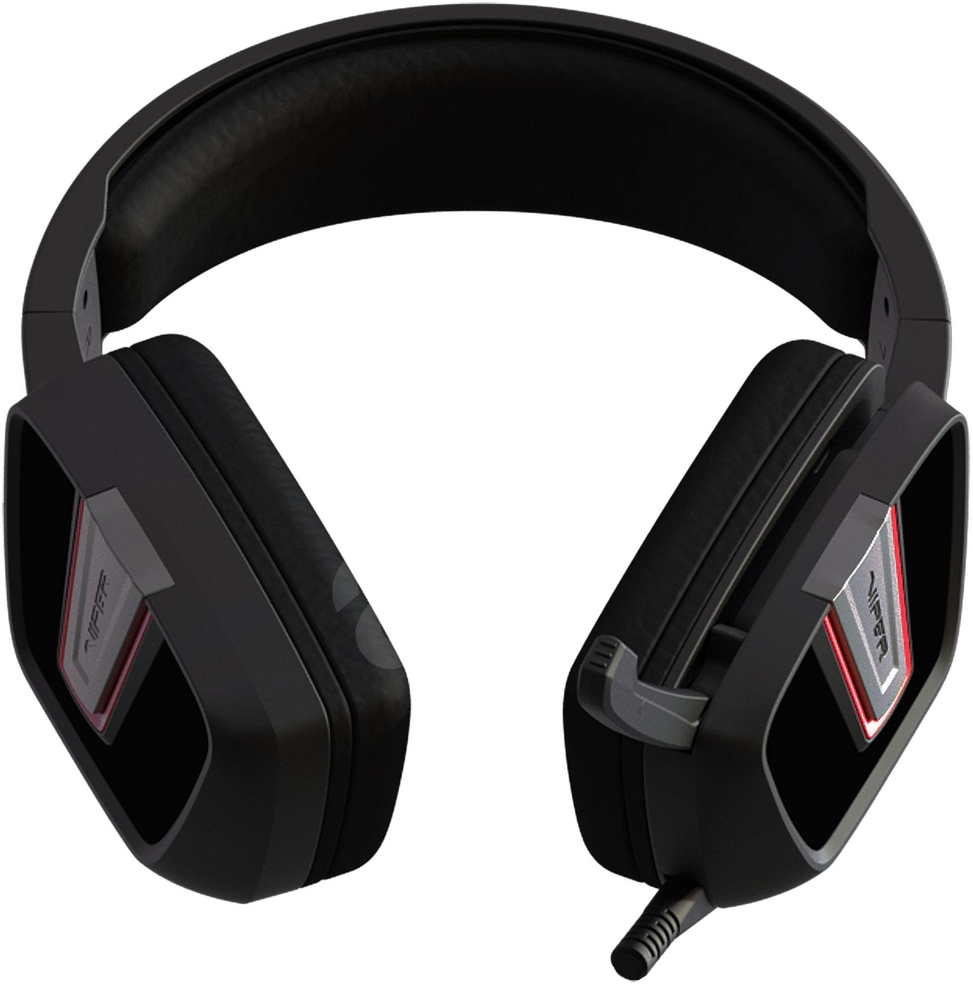 Patriot Viper PV330 - Gamer fejhallgató