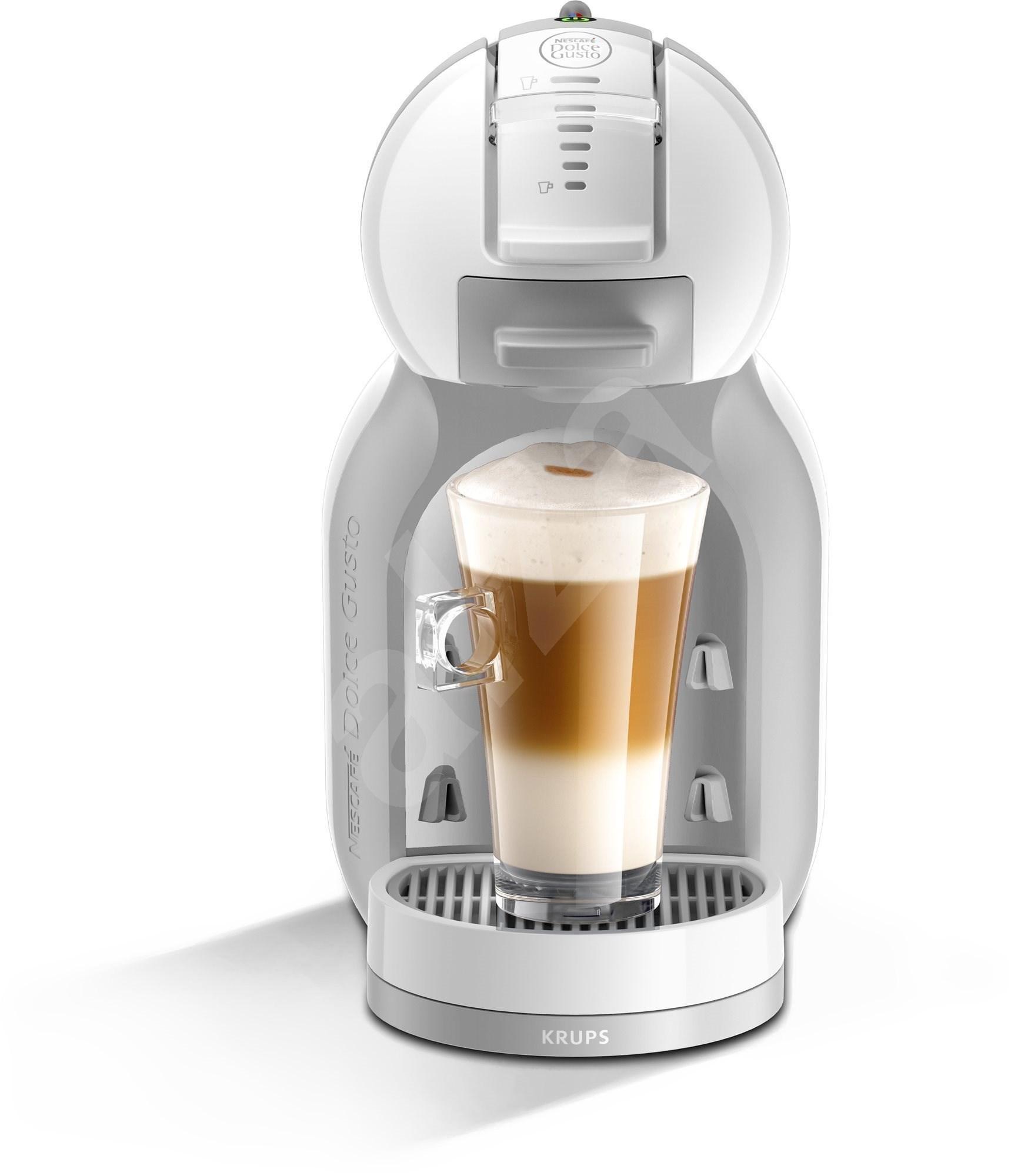 Krups KP1201CS NESCAFÉ Dolce Gusto Mini Me - Kapszulás kávéfőző.
