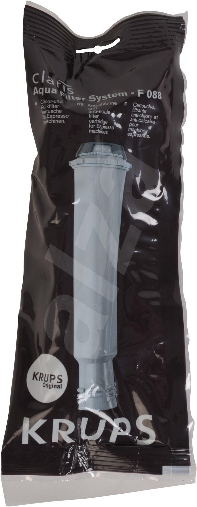 Krups Aqua Filter Claris F08801 - Kávéfilter