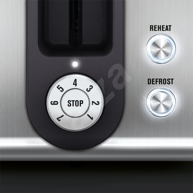 Electrolux EAT7700 - Kenyérpirító
