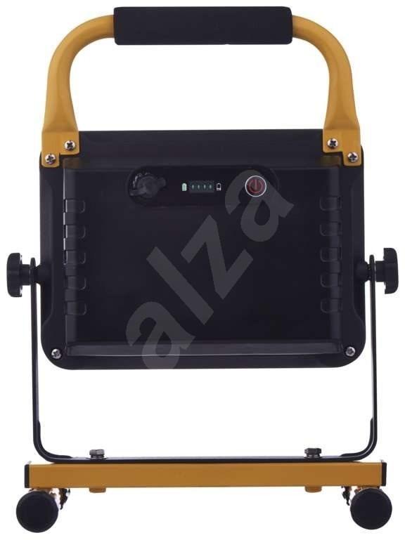 EMOS PROFI LED reflektor hordozható  30 W-os kábel SMD hidegfehér - LED reflektor