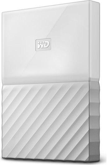 WD My Passport 1TB USB 3.0 - fehér - Külső meghajtó