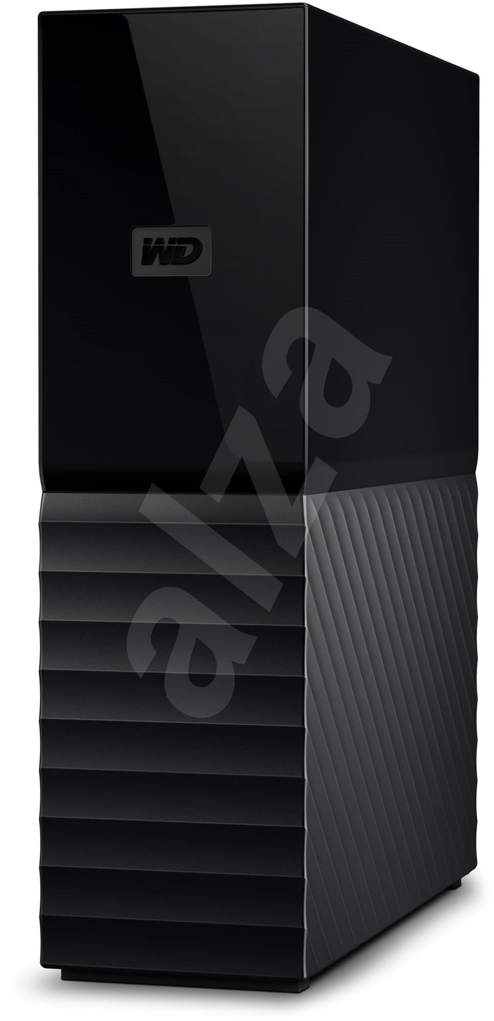 WD My Book 10TB - Külső meghajtó