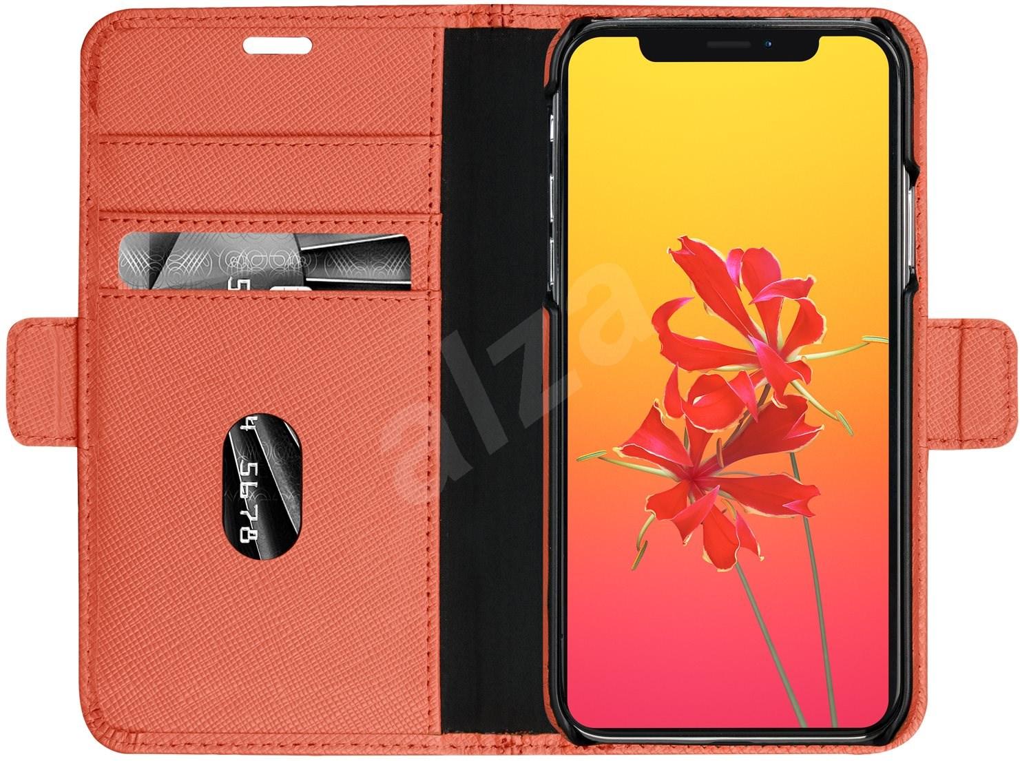 dbramante1928 Milano iPhone X/XS - Rusty Rose - Mobiltelefon tok