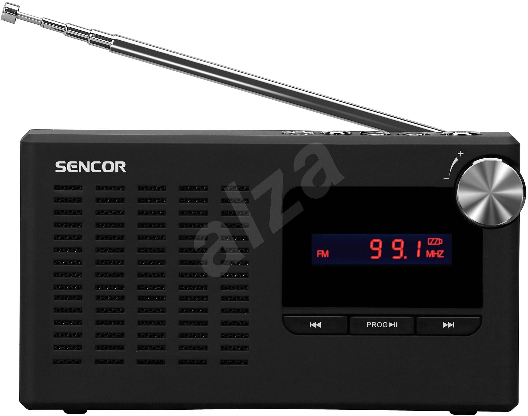 Sencor SRD 2215 - Rádió