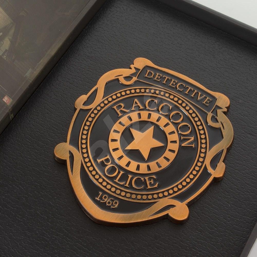 Resident Evil RPD Pin Badge - kitűző - Ajándékcsomag