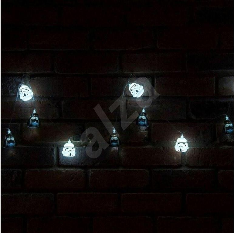 Csillagok háborúja - Darth Vader és Stormtrooper - felakasztható lámpa - Világítás