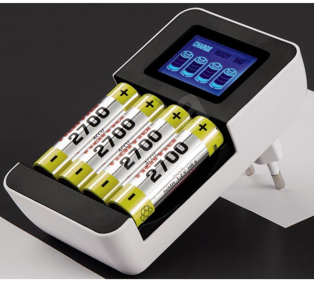 Hama Delta LCD Premium - Töltő.