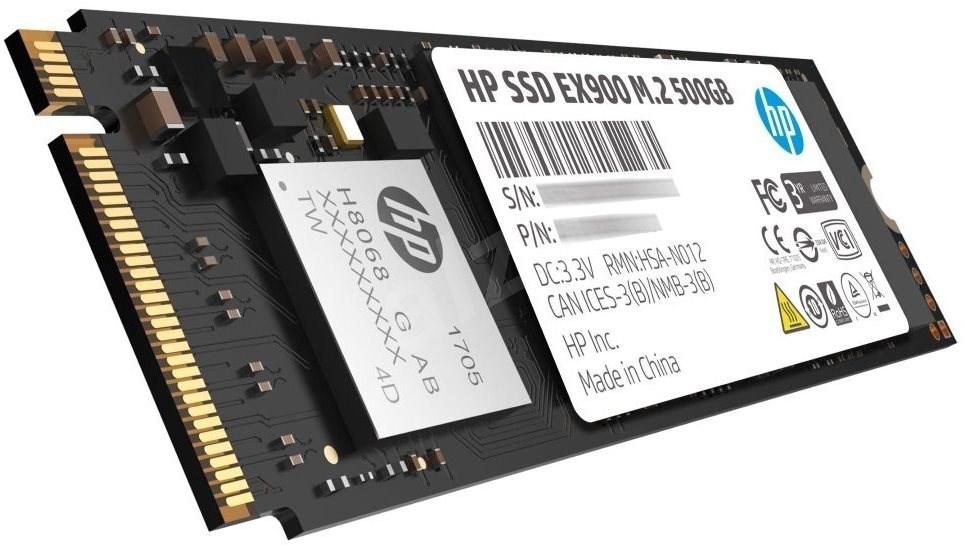 HP EX900 512GB - SSD meghajtó