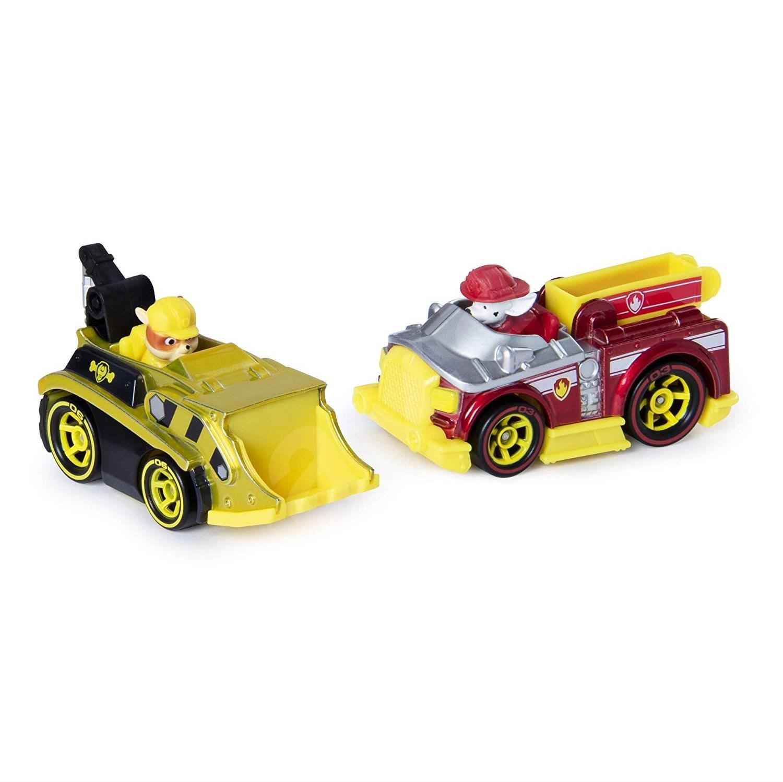 A Mancs őrjárat - Ajándékcsomag autókkal (6 darabos) - Játékautó készlet