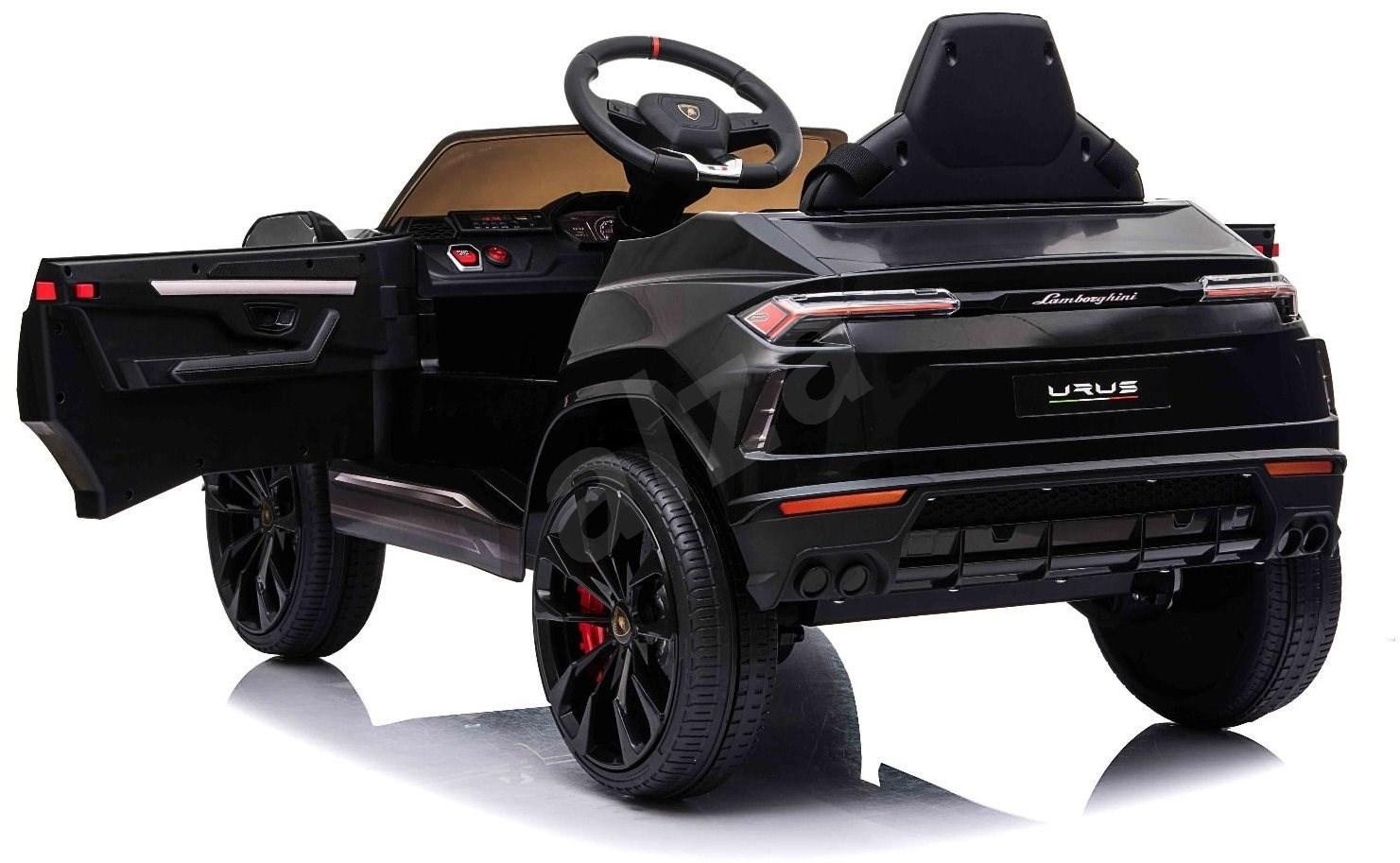 Lamborghini Urus  fekete - Elektromos autó gyerekeknek
