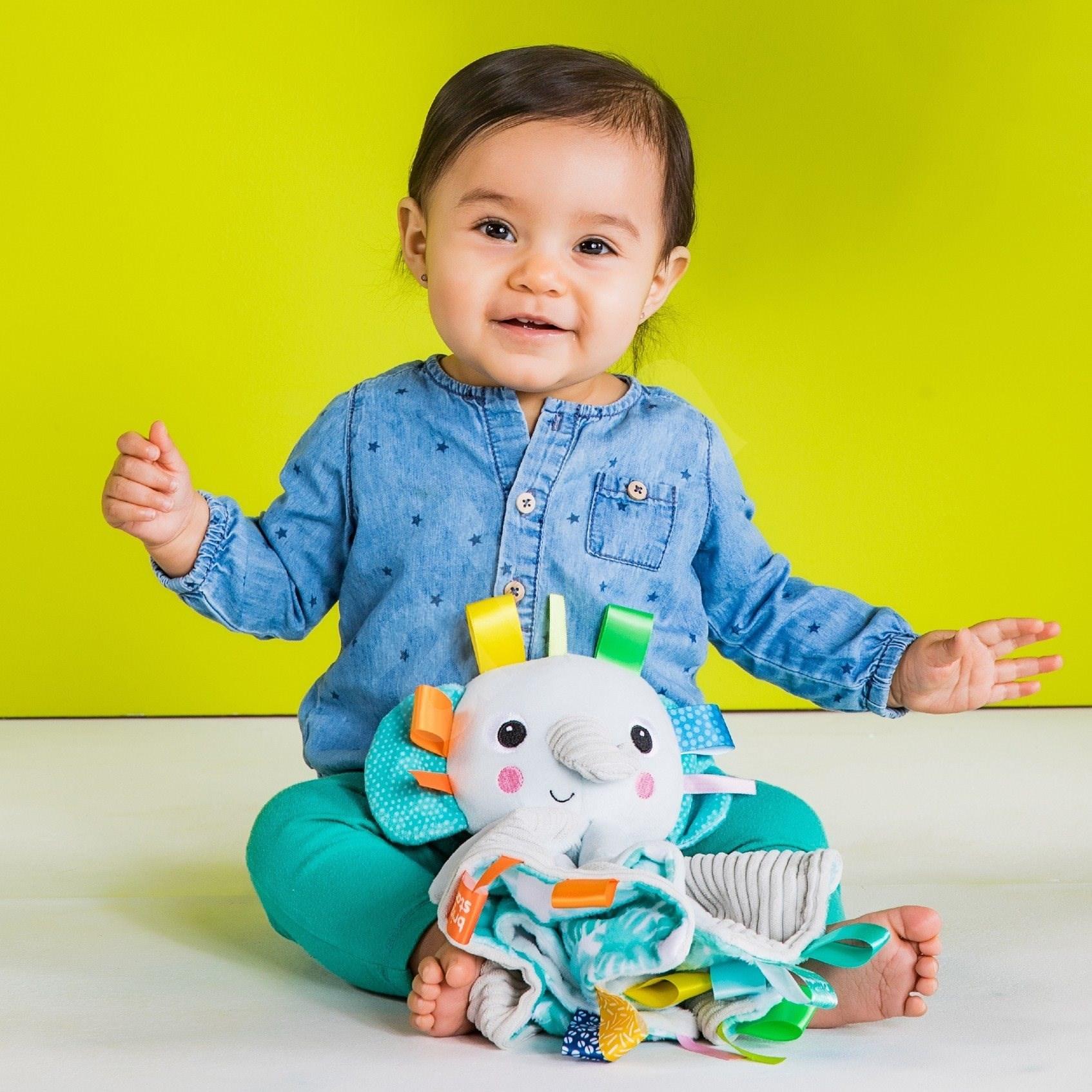 Pet Cuddle'n Címkék Elefánt - Takaró