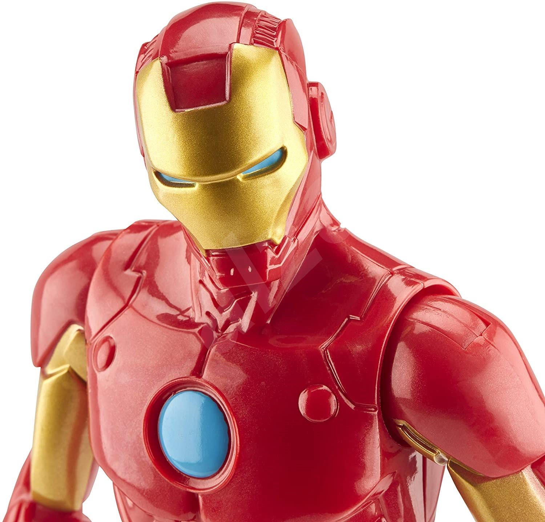 Avengers Titan Hero Figure Iron Man - Figura