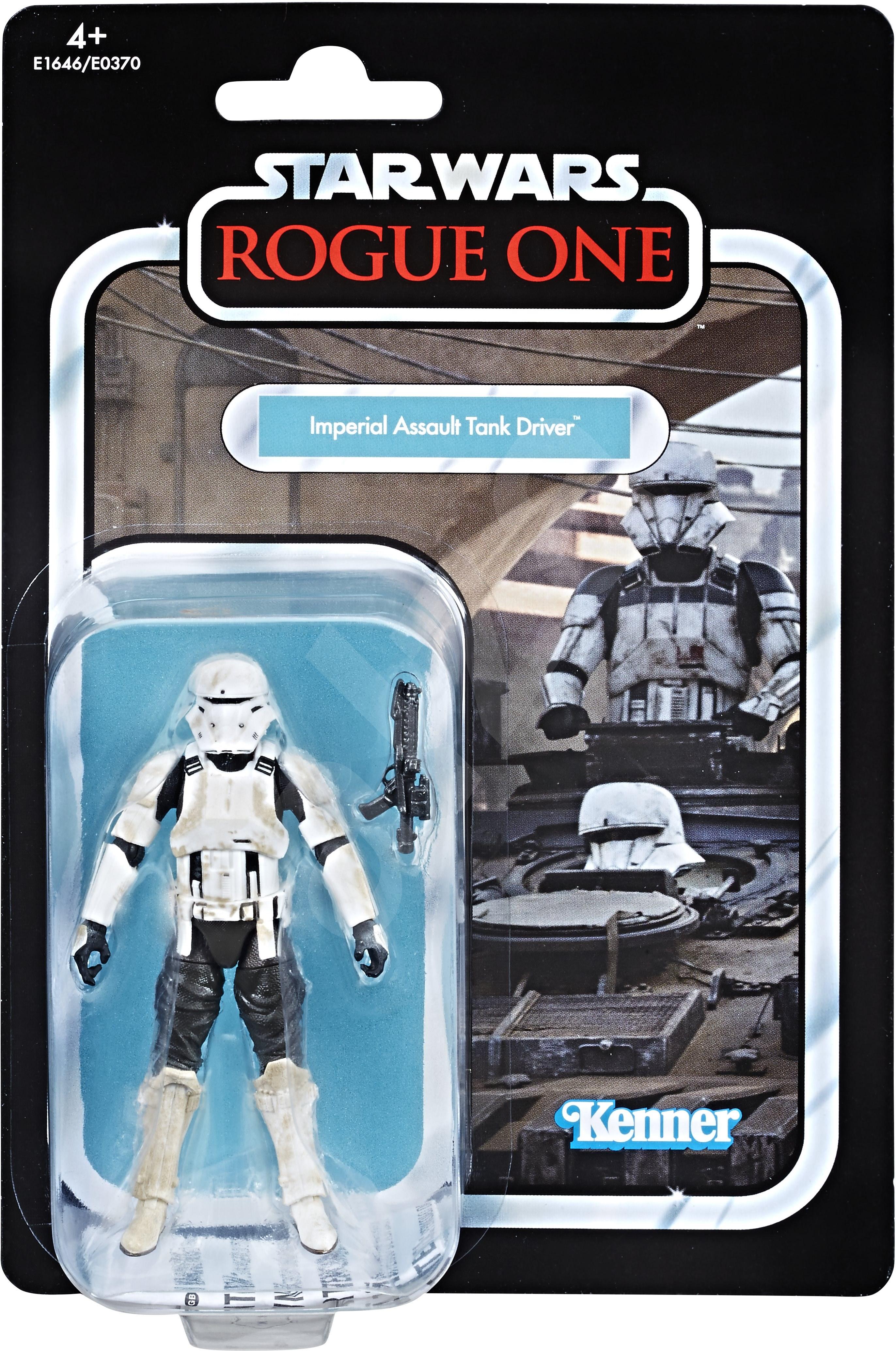 Star Wars Vintage Gyűjthető sorozat - Első rendi katona - Figura