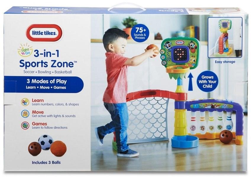 Little Tikes 3-in-1 Sports Zone - Babajáték