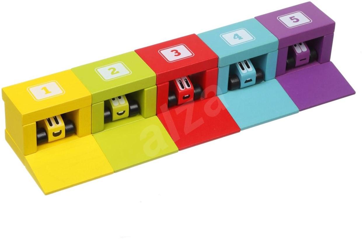 Cubika 14859 Vidám verseny - Fajáték