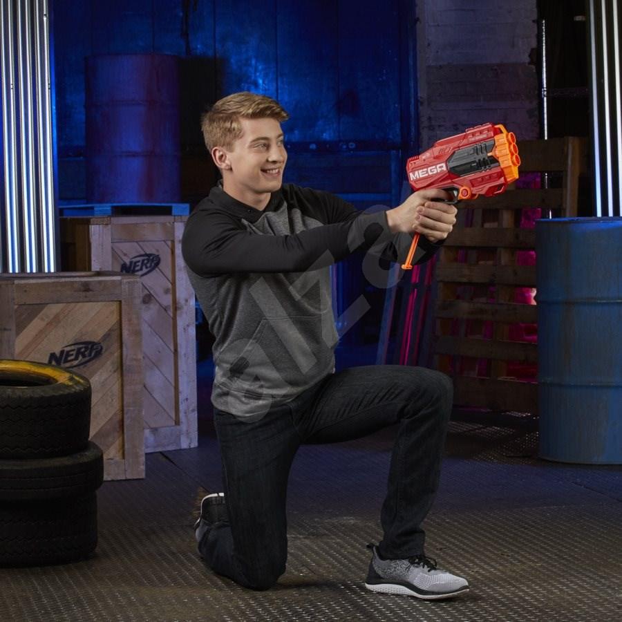 Nerf Mega Tri Break - Játékfegyver