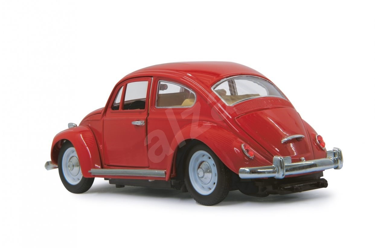 Jamara VW Beatle RC Die Cast Red 1:18 - piros - Távirányitós autó