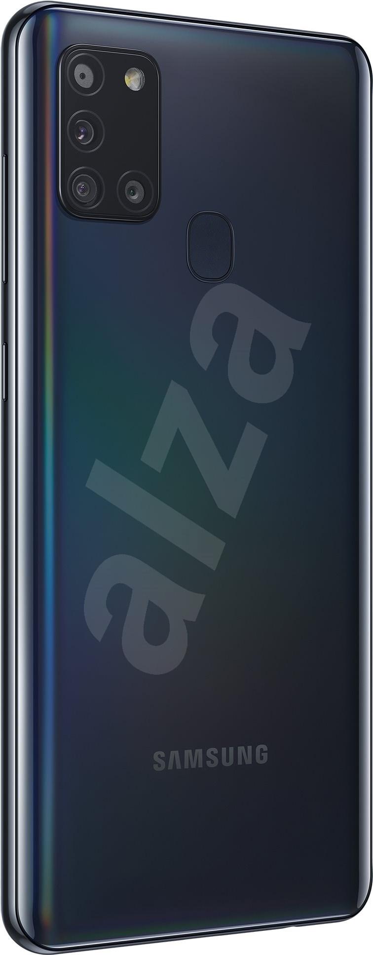 Samsung Galaxy A21s 32 GB fekete - Mobiltelefon