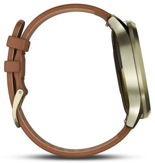 Garmin vívomove HR Premium  Gold (S/M méret) - Okosóra
