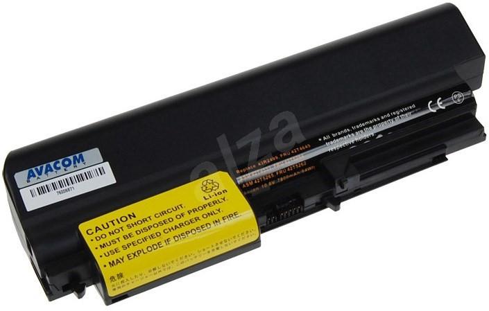 AVACOM Lenovo ThinkPad R61 T61  R400  T400 Li-ion 10.8V 7800mAh/84Wh - Laptop-akkumulátor