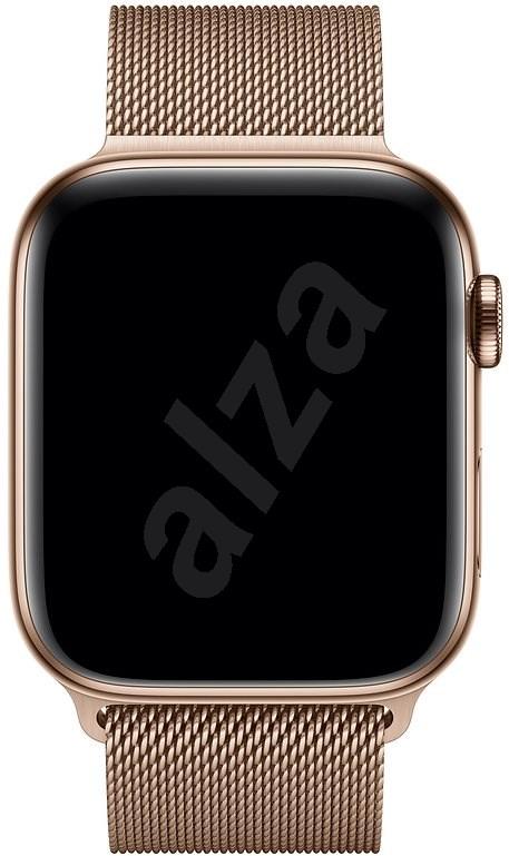 Apple 44mm milánói húzás arany - Szíj