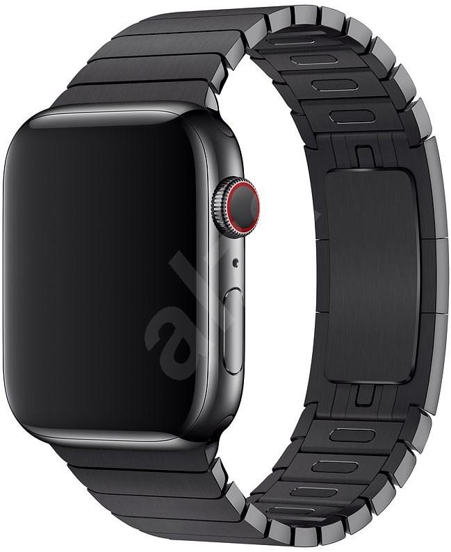 Apple Watch 42mm Space Black Link karkötő - Szíj