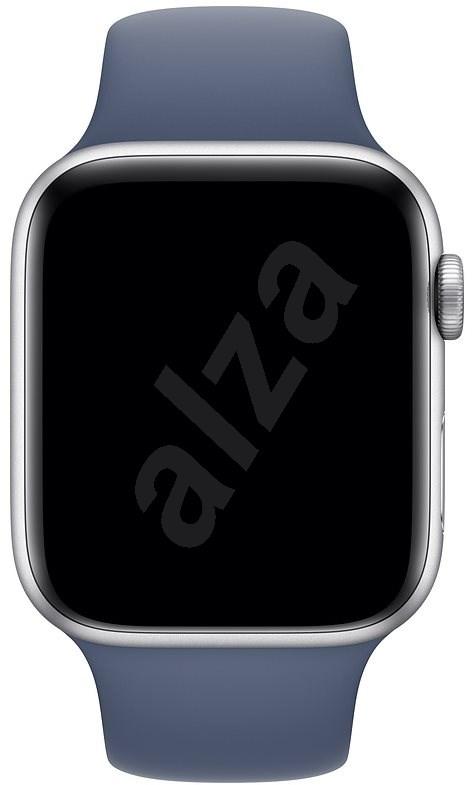 Apple Watch 44mm alaszkai kék sportszíj - S/M és M/L - Szíj