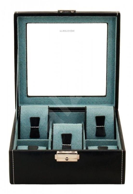 FRIEDRICH LEDERWAREN 20085-2 - Óratartó doboz
