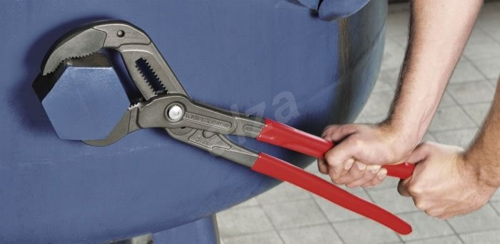 Knipex Siko Cobra XL/XXL cső- és vízpumpa-fogó - Fogó