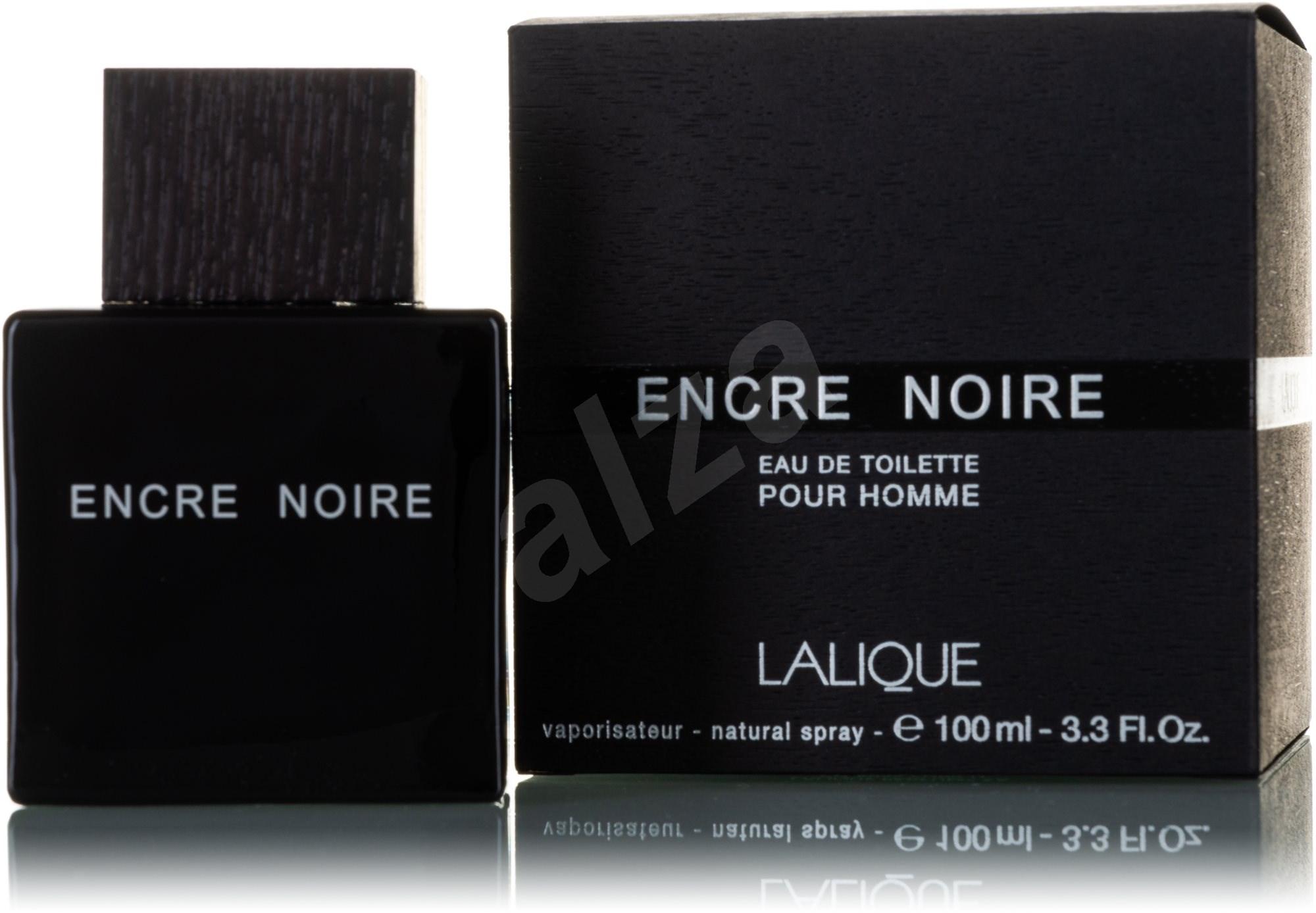 LALIQUE Encre Noire for Men EdT 100 ml - Férfi toalettvíz
