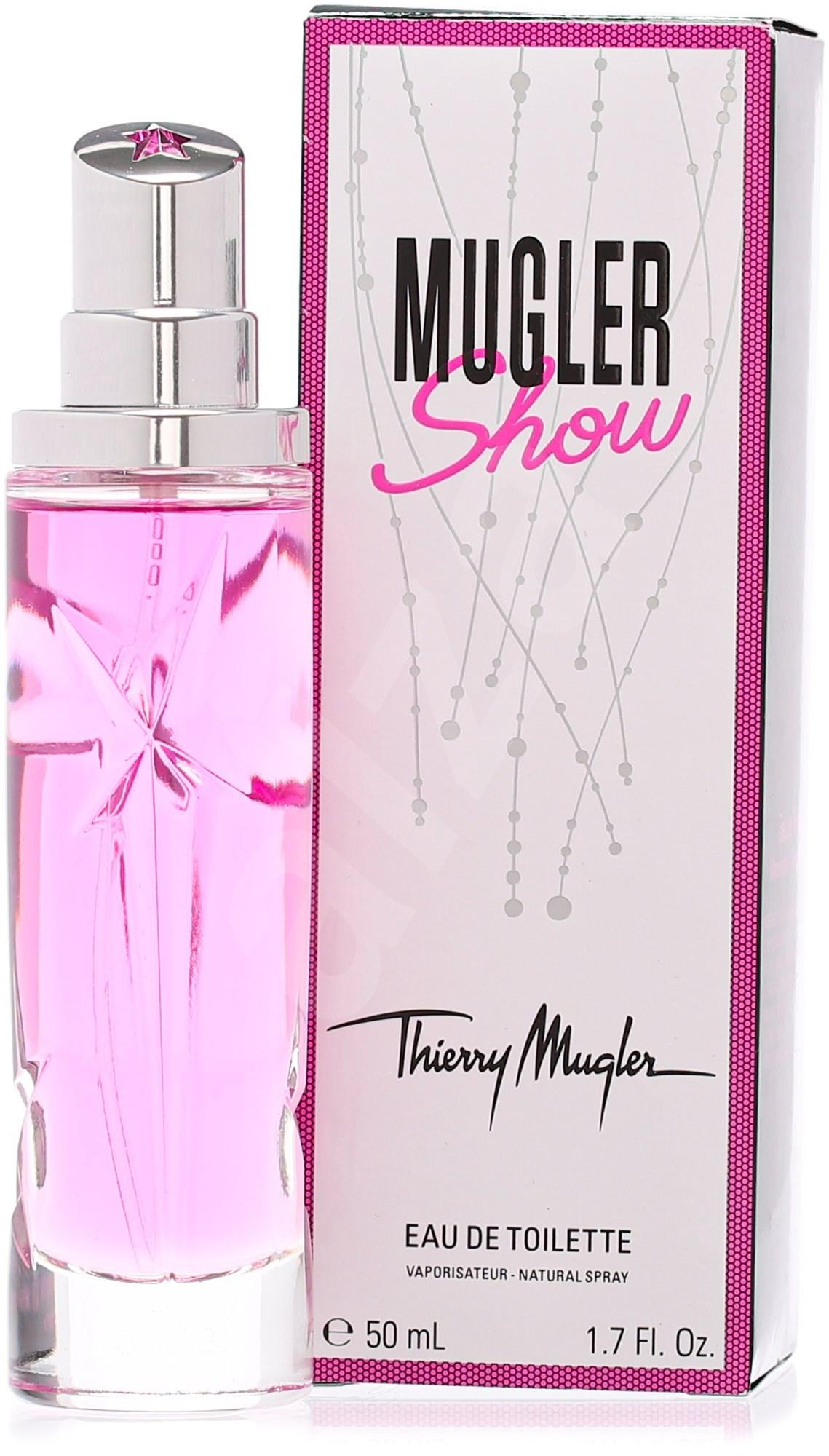 THIERRY MUGLER Mugler Show EdT 50 ml - Toalettvíz
