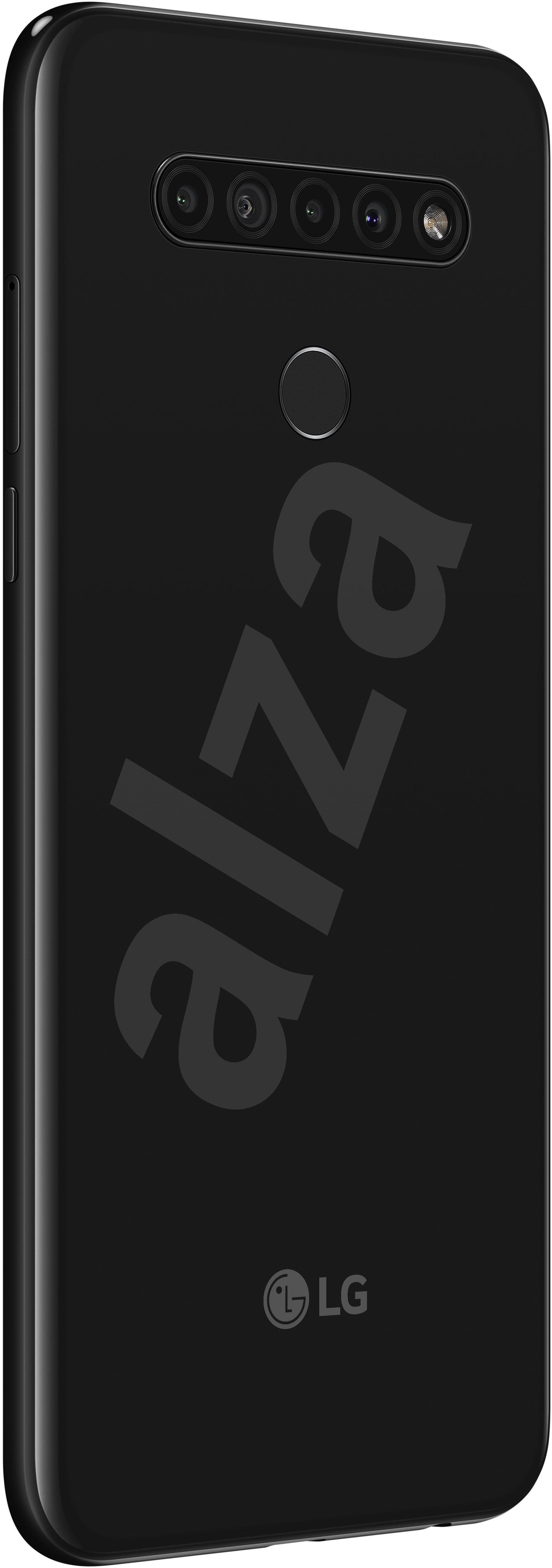 LG K41S fekete - Mobiltelefon