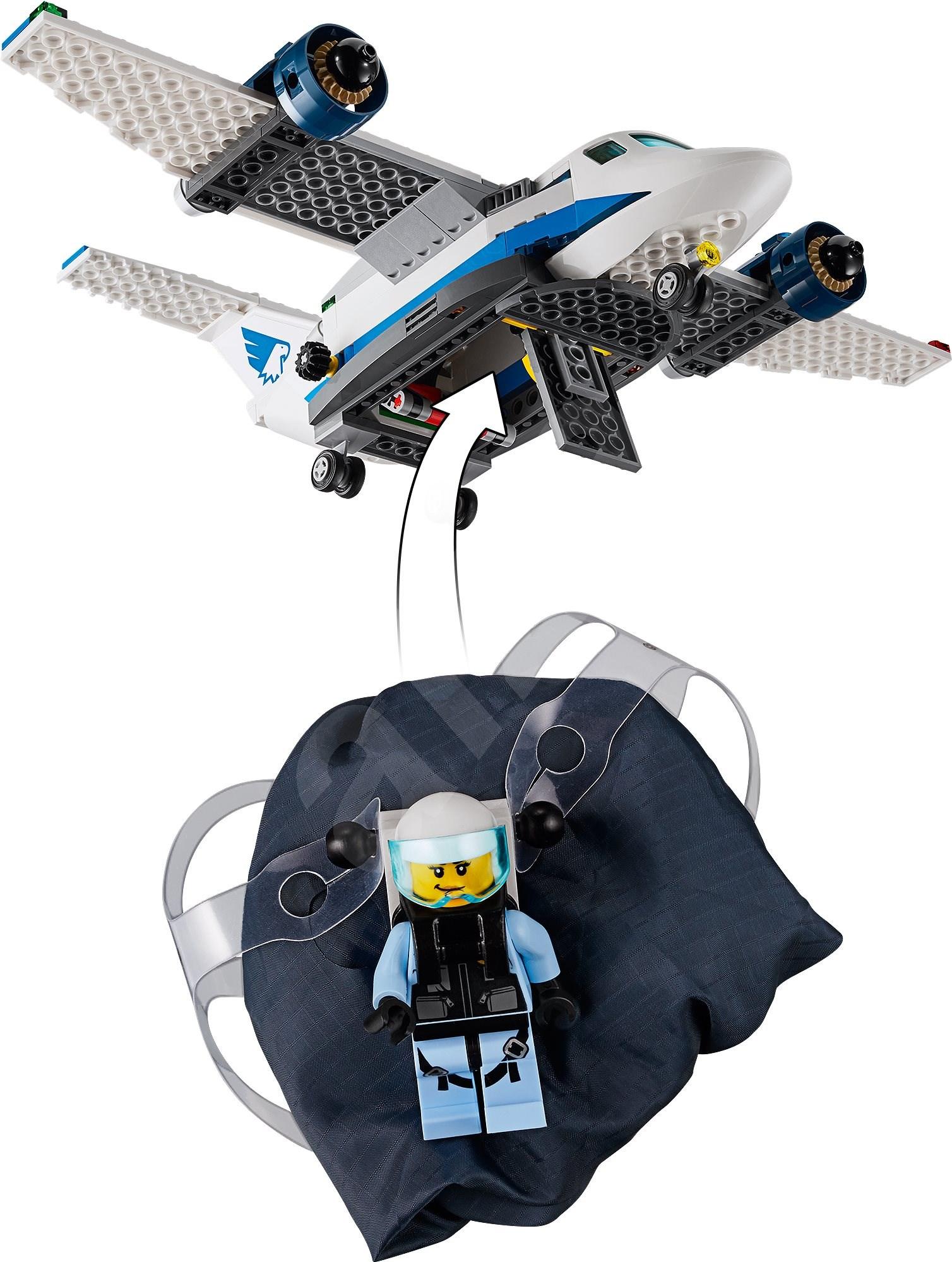 LEGO City 60210 Légi rendőrségi légibázis - LEGO építőjáték