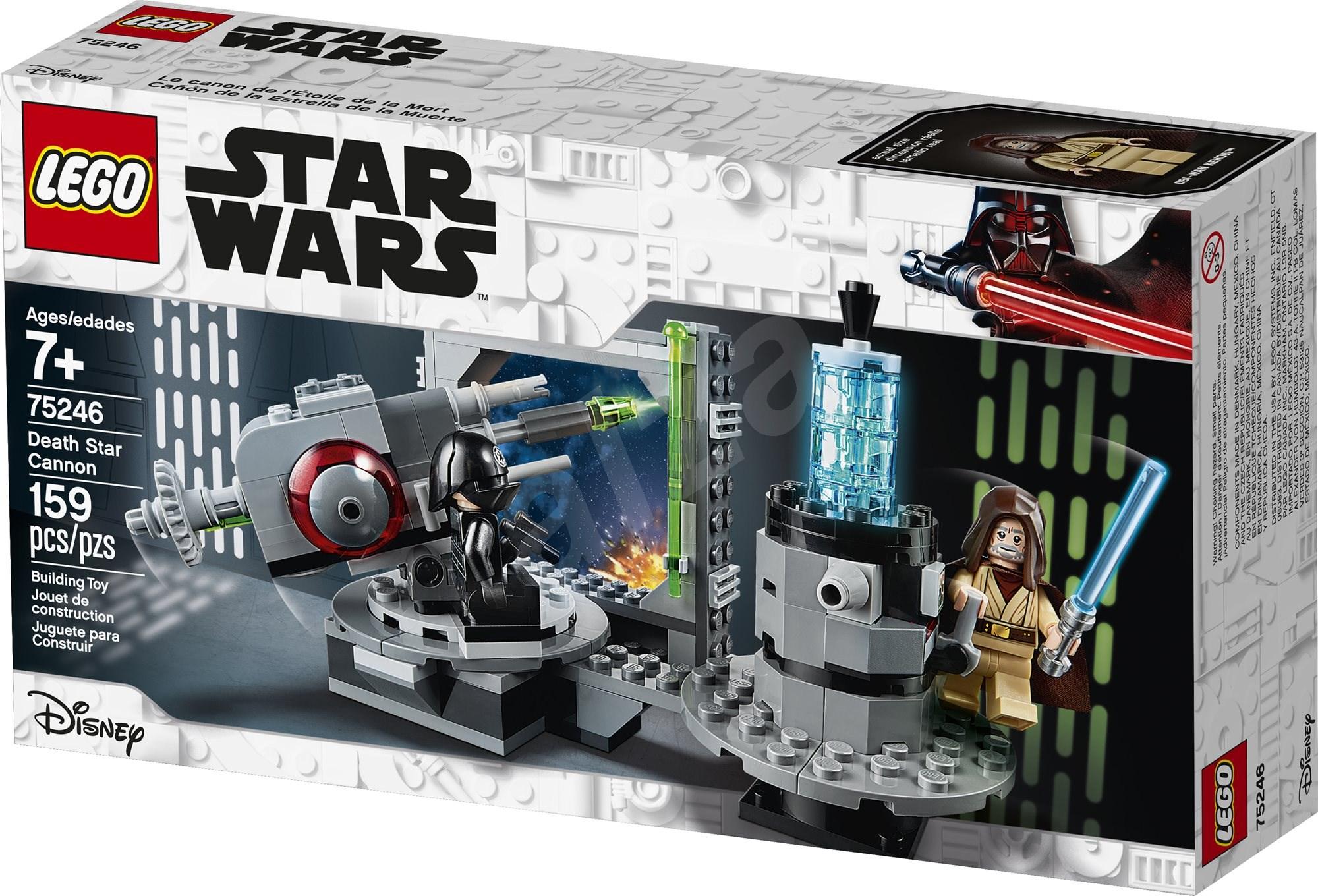 LEGO Star Wars 75246 Halálcsillag ágyú - LEGO építőjáték