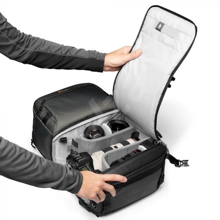 Lowepro Fastpack PRO 250 AW III szürke - Fotós hátizsák