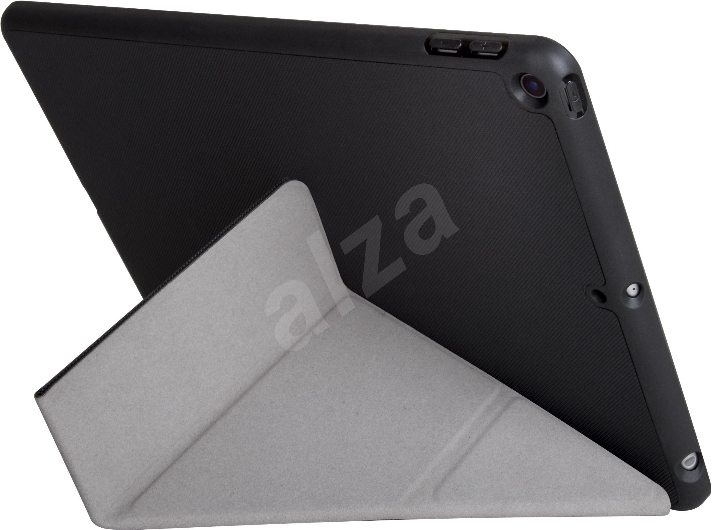 Uniq Transforma Rigor Plus iPad Air (2019) Ebony - Tablet tok